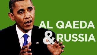 Obama On Al-Qaeda & Russia | 2012 Presidential Debate #3 | Ora TV