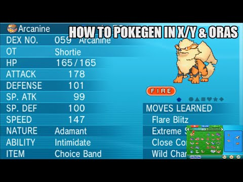 how to get any pokemon in pokemon x powersaves