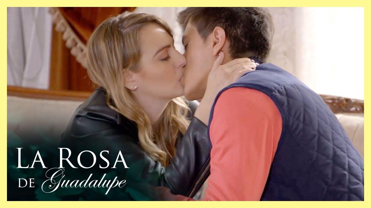 Nicole se enamora de su primo Brandon | La hermana bastarda | La Rosa de Guadalupe