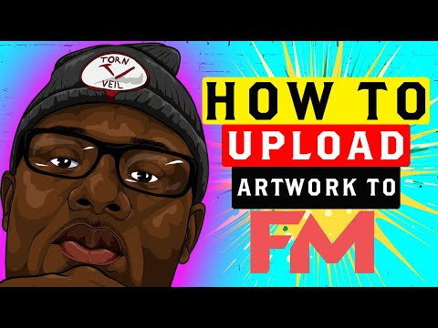 How to set up artwork for FM expressions - adobe illustrator tutorial