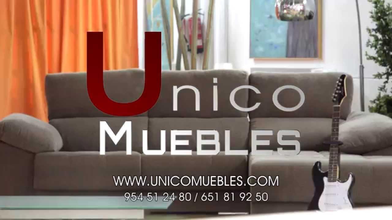 MUEBLES Y COCINAS SEVILLA UNICO MUEBLES VERSIÓN CORTA - YouTube