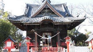 倉賀野神社・・飯玉縁起他、見るべきもの多数・・倉賀野町/群馬県