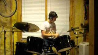 """Canon Rock"" drum cover by: Bryan Keller"