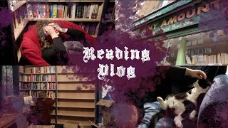 I Finally Have A Library! ♥ Reading Vlog