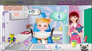 Baby Hazel Movie Games for Kids - Baby Hazel Dental Care