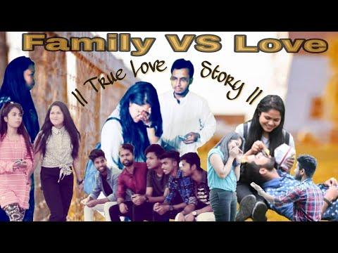|| Family VS Love || | True Love Story | || Support Love ||