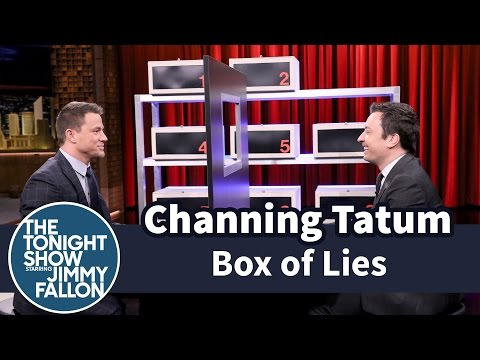 Box of Lies with Channing Tatum - YouTube