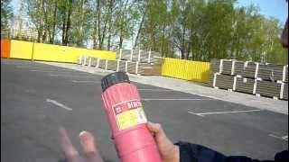 видео Срок годности огнетушителя автомобильного: Перезарядка