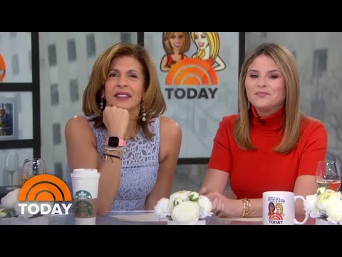 Hoda And Jenna Share Their Pivotal Life Moments | TODAY
