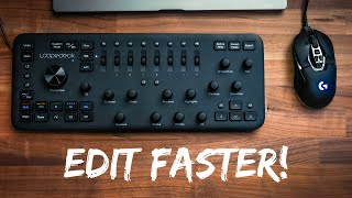 Editing and Color Grading using Loupedeck + in Adobe Premiere Pro 2019