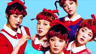 [INSTRUMENTAL] Red Velvet(레드벨벳) - Dumb Dumb ( with backing vocals)
