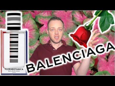 """Balenciaga """"FLORABOTANICA"""" Fragrance Review"""