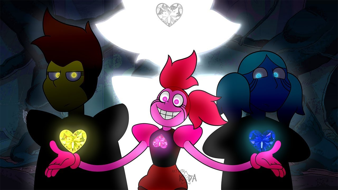 The Rise Of The New Diamond Authority Steven Universe Movie Season 6 Theory Youtube Steven universe the movie spinel pictures. the rise of the new diamond authority steven universe movie season 6 theory