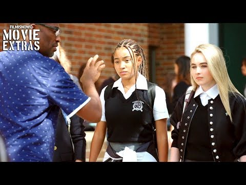 THE HATE U GIVE 2018  Behind the s of Amandla Stenberg Movie
