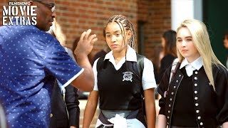 THE HATE U GIVE (2018) | Behind the Scenes of Amandla Stenberg Movie