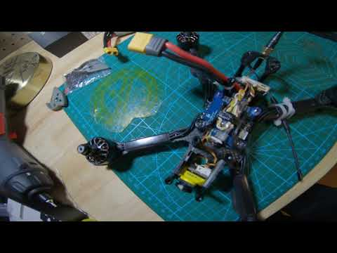 Фото Nazgul 5 - 6s Custom Build FPV