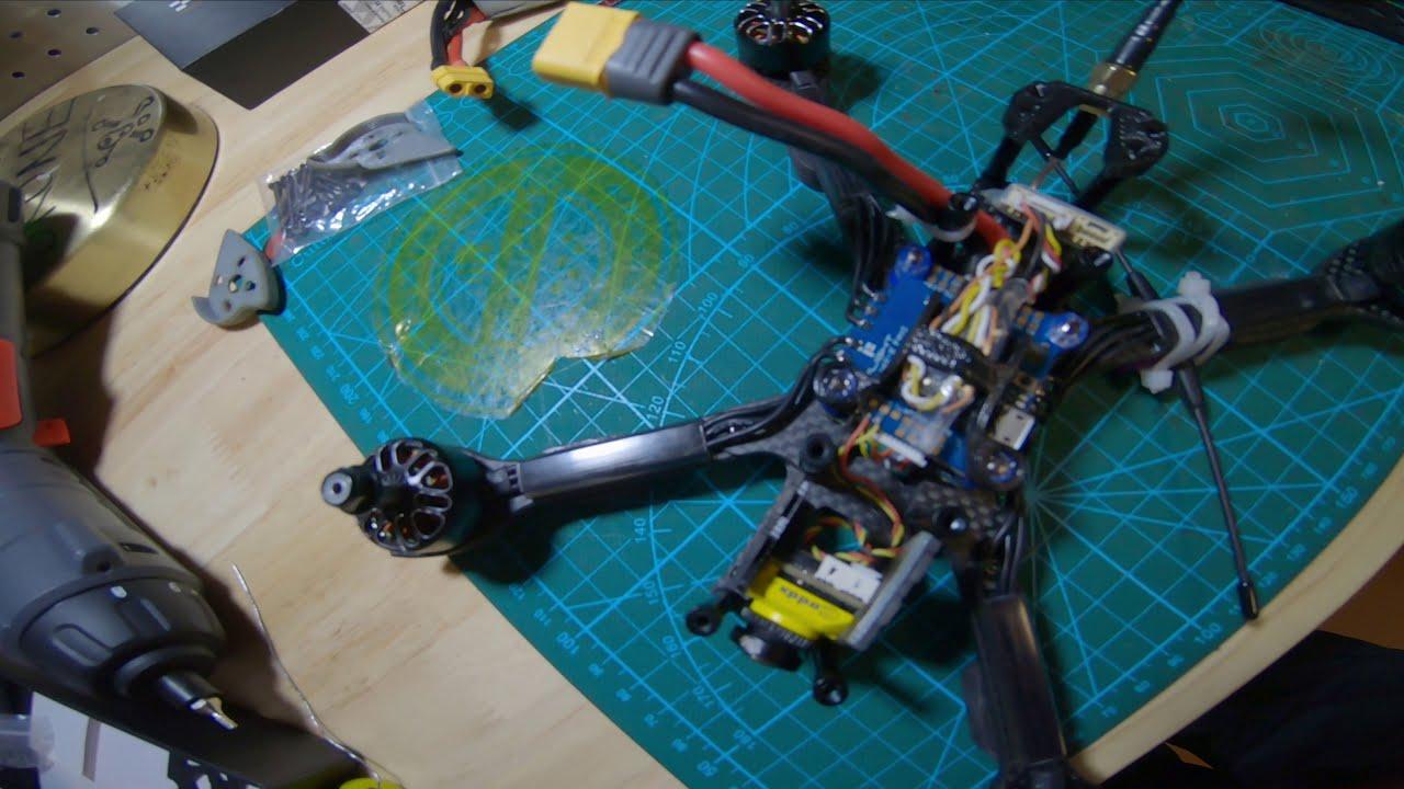 Nazgul 5 - 6s Custom Build FPV фото