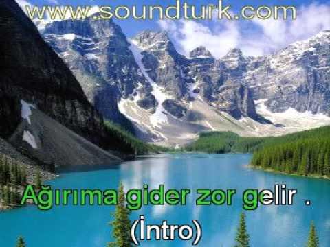 Ahmet Kaya   Lele Kurban Ben Olayım Karaoke