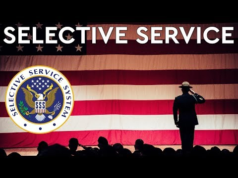 What Is Selective Service System (Selective Service Registration Requirements)