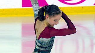 Анастасия Морозова Короткая программа Женщины Йошкар Ола Кубок России по фигурному катанию 2021