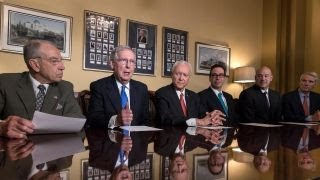 Small business owners discuss the GOP tax reform bill
