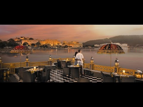The Leela Palace Udaipur - Only Modern Palace Hotel By Lake Pichola