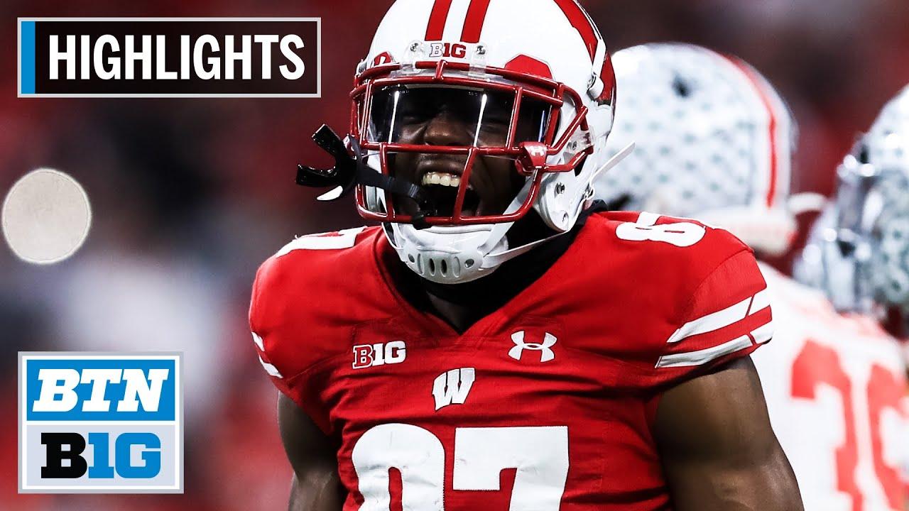 Highlights: Quintez Cephus to Enter 2020 NFL Draft ...