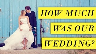 HOW MUCH DID OUR WEDDING COST  |   PLANNING, COSTS & QUESTIONS