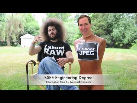 "RAW vs JPEG vs Ken Rockwell ""Interview"" 