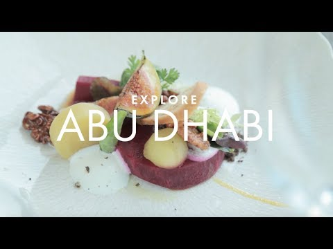 Taste Bedouin food in Abu Dhabi's desert