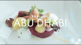 Taste Bedouin food in Abu Dhabi