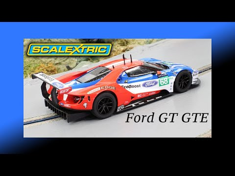 Scalextric Ford GT GTE