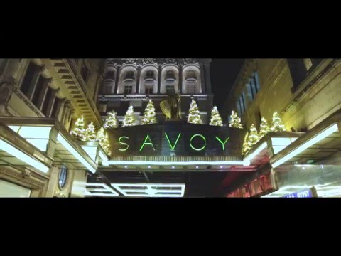 The Savoy and Boodles Christmas 2015