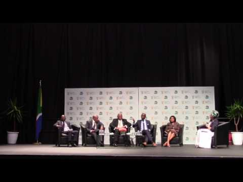 Last Response by Minister Malusi Gigaba - Day 2