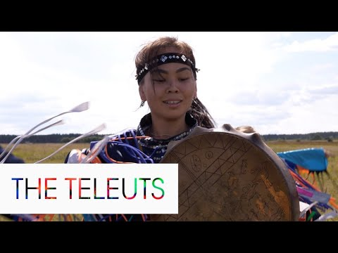The TELEUTS - ethnic minority from Siberia, shamanism, coal mines / Cultures of Russia