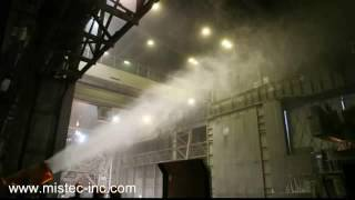 Dust Suppression Fog Cannon #1
