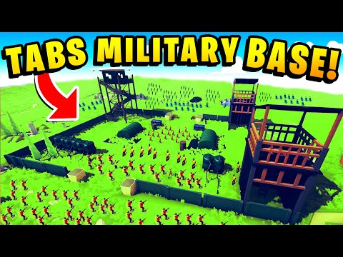 tabs---modern-faction-is-here!-raiding-a-military-base!---totally-accurate-battle-simulator