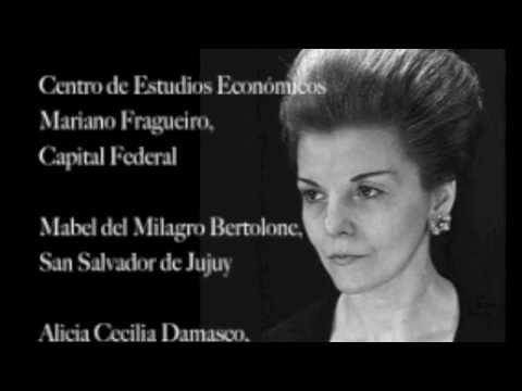Homenaje a Isabel Perón