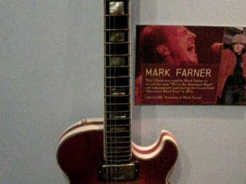 Mark Farner's Les Paul