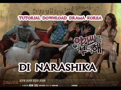Tutorial : Cara Download Drama Korea Di Narashika Movies