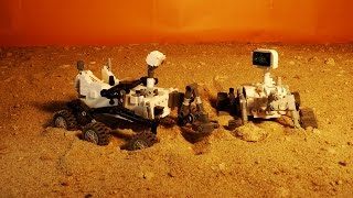 Love on Mars (Lego short film)