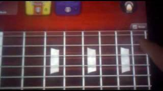 Sweet Child O' Mine Guns 'n' Roses Guitar Tutorial iPad GarageBand