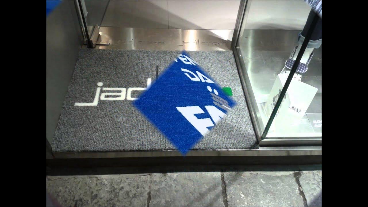 azienda:napoli: di zerbini personalizzati e tappeti intarsiati