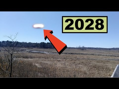 Time Traveler From 2028 Reveals Video Of First Ever Time Traveling Machine