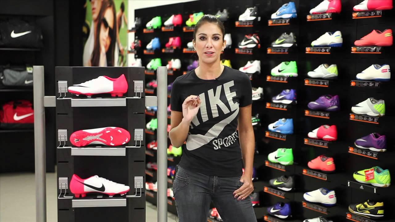 Chuteira Campo Nike Mercurial Glide 3 FG - Sportball - YouTube e657a7b8d6c10
