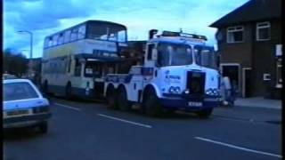 Sheffield Omnibus tow in 1992