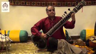 Download Ustad Ashraf Sharif Khan- Part1 Alaap Raag Bhimplasi MP3 song and Music Video