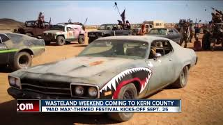 Wasteland Weekend coming to Kern County