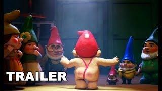 Sherlock gnomes pelicula completa en español latino