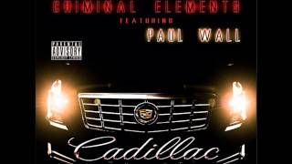 Paul Wall Ft. Niq Of Grit Boys & Eliot Ness - Cadillac (New 2013)